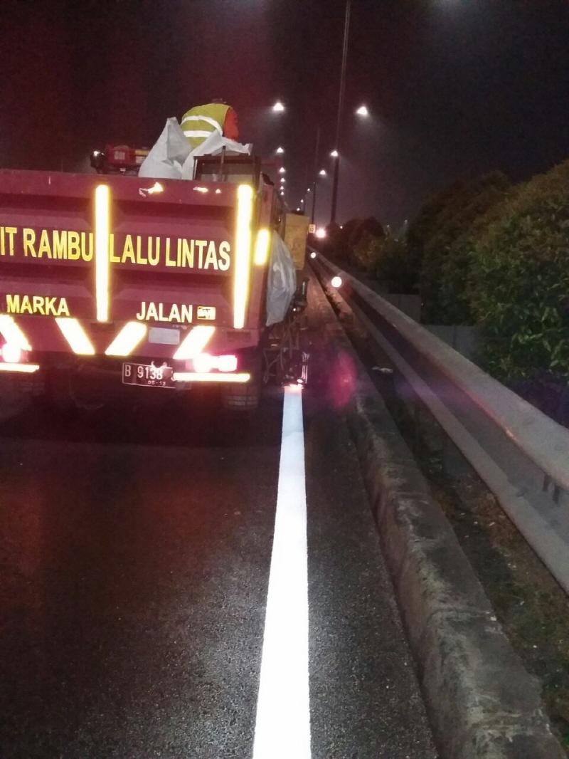 ACI road marking paint